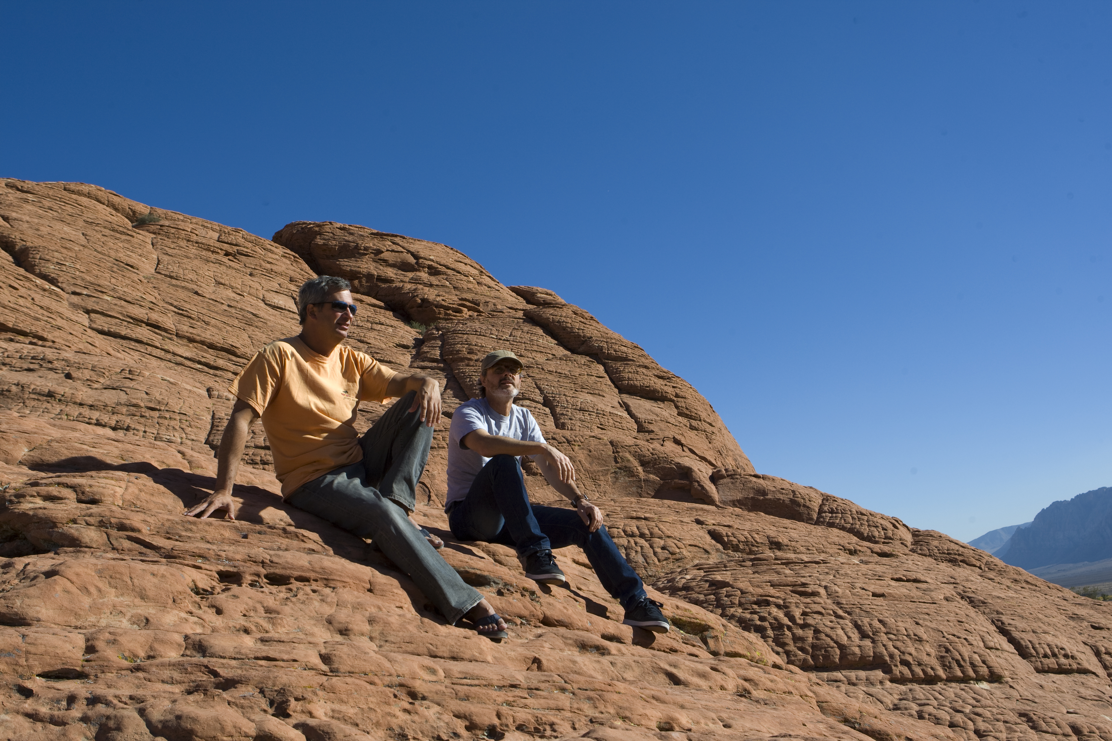 Red Rock Nevada with Mike Rother